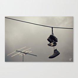 Antenna Canvas Print