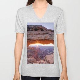 Mesa Arch Unisex V-Neck
