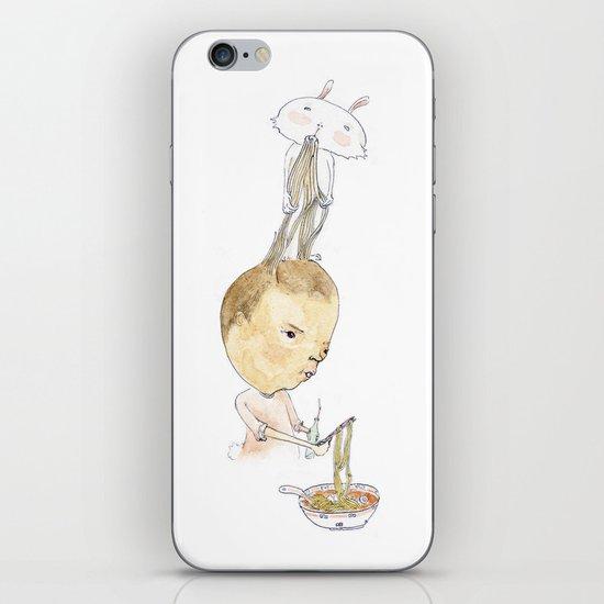 Ra-men iPhone & iPod Skin