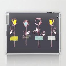 Rosewall (on grey) Laptop & iPad Skin