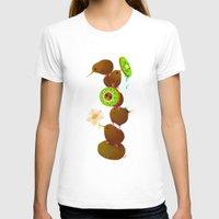 kiwi T-shirts featuring Kiwi by DanBee Kim