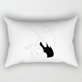 Thalassophile Rectangular Pillow