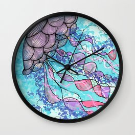Jelly Welly Wall Clock