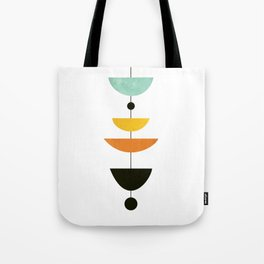 Mid Century Art Tote Bag