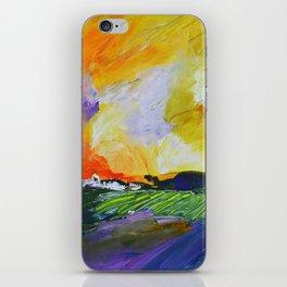 Sauvignon Blanc Label Art for BIN 616 iPhone Skin