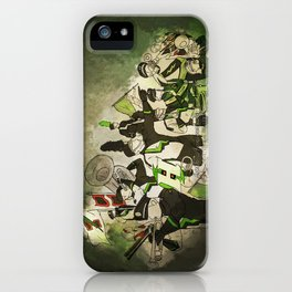 Hurricanes iPhone Case