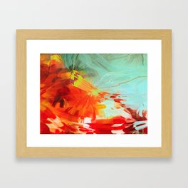 bloodstained Framed Art Print
