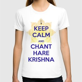 Keep calm and chant T-shirt