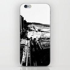 Tel Aviv Beach iPhone & iPod Skin