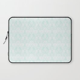 Miami Beach Motel- Mint Laptop Sleeve