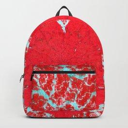 Frosty heart Backpack