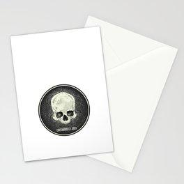 Contaminated Area Stationery Cards