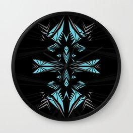 Mint shape Wall Clock
