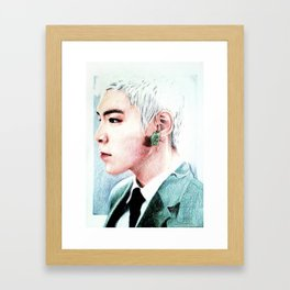 T.O.P /2 Framed Art Print
