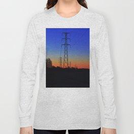 Power lines 15 Long Sleeve T-shirt