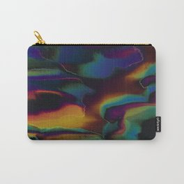 SPECTRUM CLOUDS Carry-All Pouch