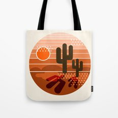 Mightyfine - 70s retro throwback desert southwest socal cali 1970's vibes art Tote Bag