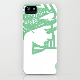 Gods Geometric - Aphrodite iPhone Case