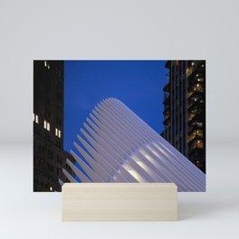 The National September 11 Museum Mini Art Print