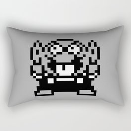 Wario 3 Rectangular Pillow