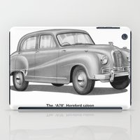austin iPad Cases featuring Austin A70 by Noughton