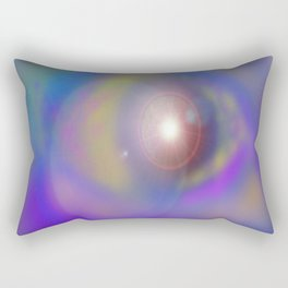 The Eye In THe SKy Rectangular Pillow