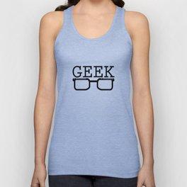 Geek Unisex Tank Top
