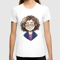 chelsea T-shirts featuring Chelsea by Abbi Laura
