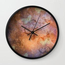 Flutter Dreams Wall Clock