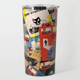 Les Aventures d'El Spectro Travel Mug