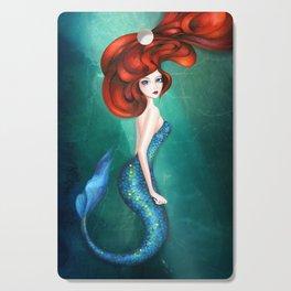 Mermaid Cutting Board