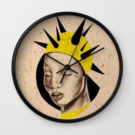 Porcu-spine Wall Clock