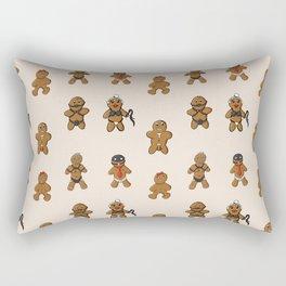 BDSM Gingerbread Rectangular Pillow