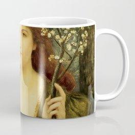 "Marie Spartali Stillman ""Madonna Pietra degli Scrovigni"" Coffee Mug"