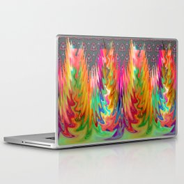 Scarlet Fire Laptop & iPad Skin