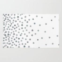 STARS SILVER Rug