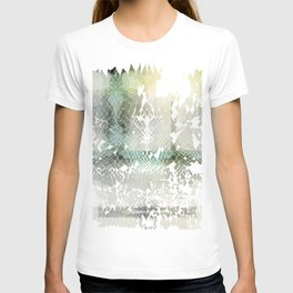 Fractured Silver T-shirt