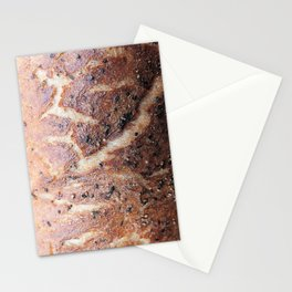 Baker's Abstract Stationery Cards