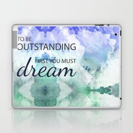 Be Outstanding Laptop & iPad Skin