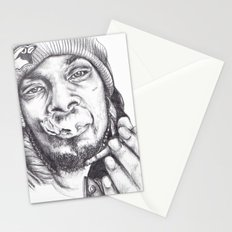 Snoop Dogg Stationery Cards
