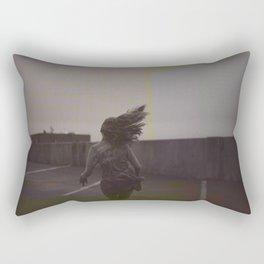 ally / sky Rectangular Pillow