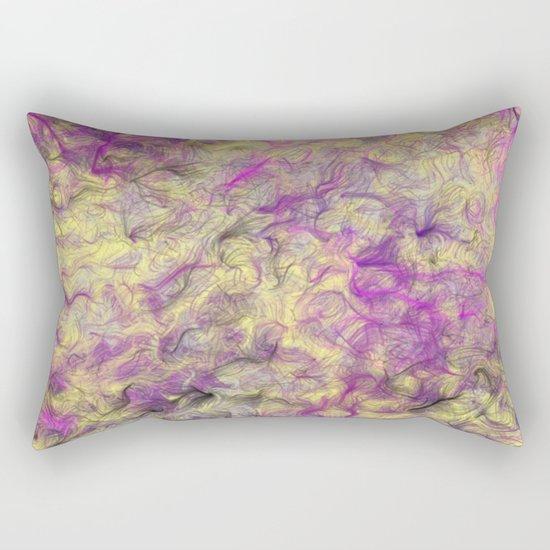 Field of Wild Rectangular Pillow