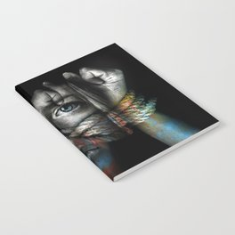 Stand By Me (Sexual Injustice Awareness) Notebook