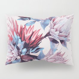 King proteas bloom Pillow Sham