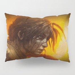 LARA CROFT Pillow Sham