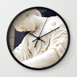 Sleeping Beauty at Musée d'Orsay Wall Clock