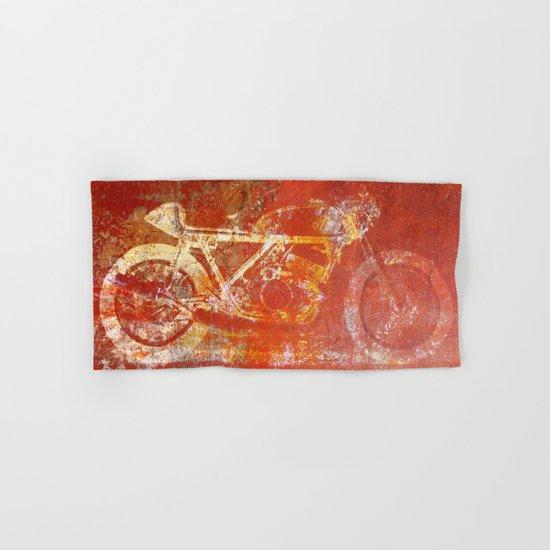 Metal Speed Hand & Bath Towel