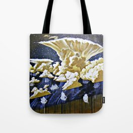 """""""Cold Front"""" Tote Bag"""