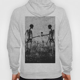 skeleton lovers Hoody