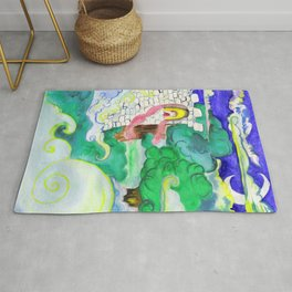Ivory Tower Rug